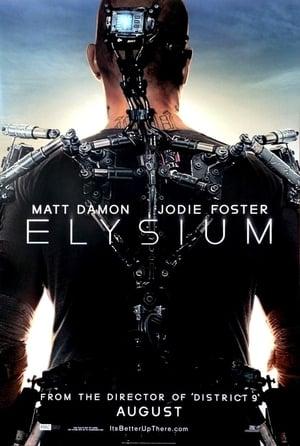 Elysium poster 3