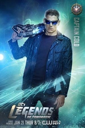 DC's Legends of Tomorrow, Season 6 poster 0