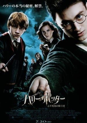 Harry Potter and the Order of the Phoenix poster 3