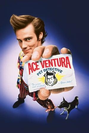 Ace Ventura: Pet Detective poster 3