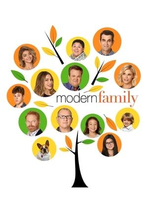 Modern Family, Season 6 poster 1