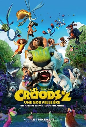 The Croods: A New Age poster 2