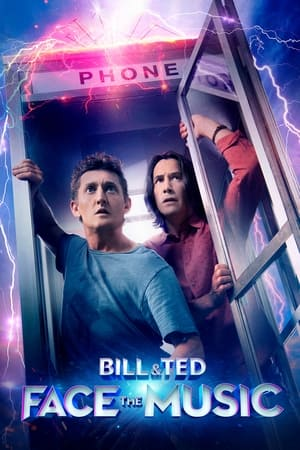 Bill & Ted Face The Music movie posters