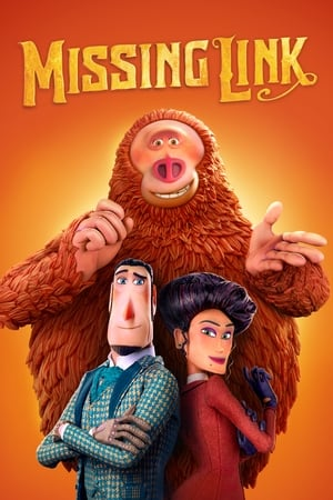 Missing Link posters