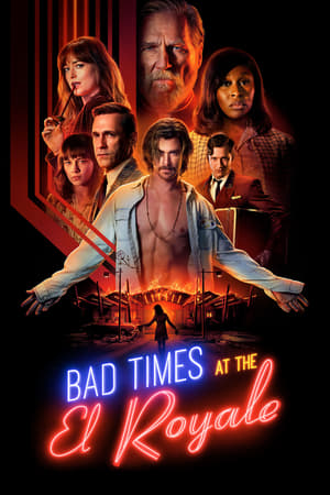 Bad Times At the El Royale posters