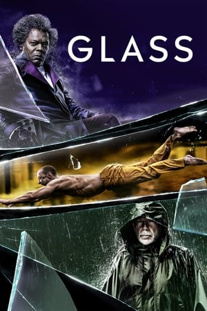 Glass posters