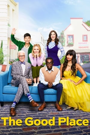 The Good Place, Season 1 posters