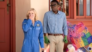 The Good Place, Season 1 - Flying image