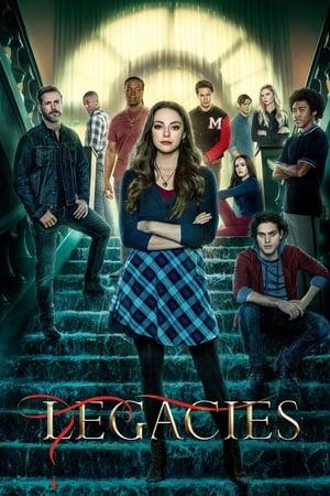 Legacies, Season 3 poster 0