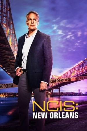 NCIS: New Orleans, Season 7 poster 3