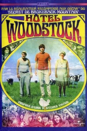 Taking Woodstock posters