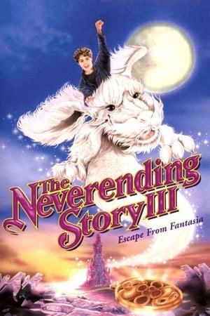 The Neverending Story poster 3