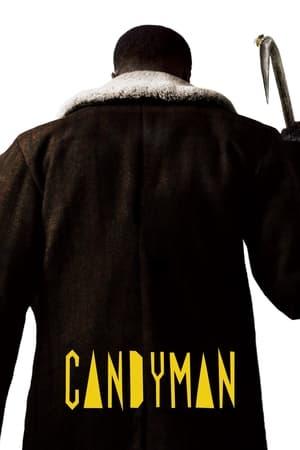 Candyman (1992) poster 3
