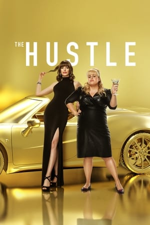 The Hustle posters