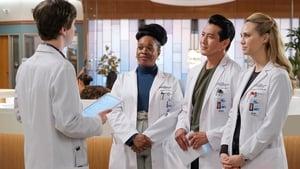 The Good Doctor, Season 4 - Irresponsible Salad Bar Practices image