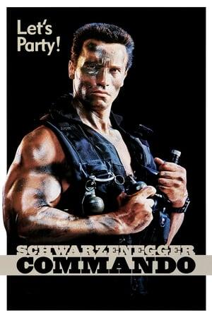 Commando (Director's Cut) poster 1