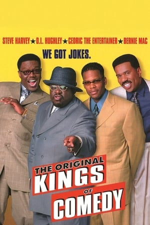The Original Kings of Comedy poster 2