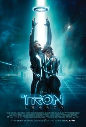 Tron: Legacy poster 2
