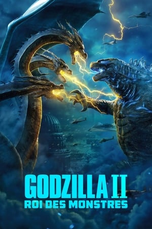 Godzilla: King of the Monsters (2019) movie posters