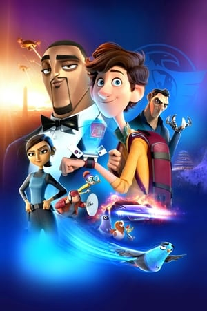 Spies in Disguise posters