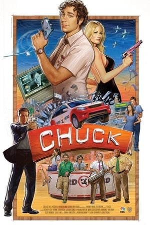 Chuck: The Complete Series posters