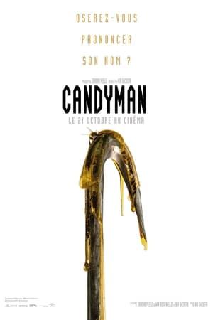 Candyman (1992) poster 1