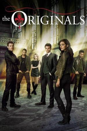 The Originals, Seasons 1-5 posters