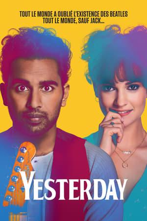 Yesterday (2019) poster 2