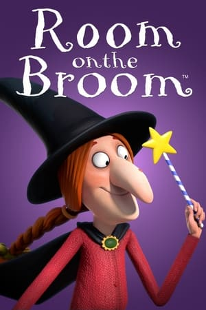 Room on the Broom poster 1