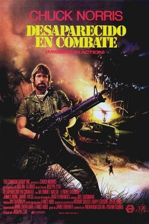 Missing In Action poster 2