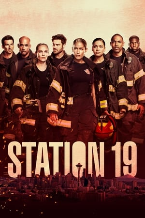 Station 19, Season 4 poster 3