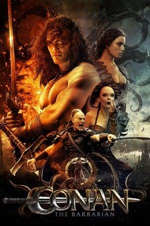 Conan the Barbarian poster 4