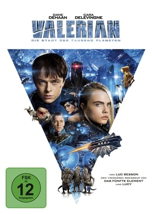 Valerian and the City of a Thousand Planets poster 4