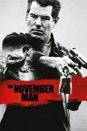 The November Man poster 3