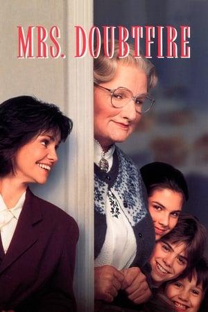 Mrs. Doubtfire poster 3