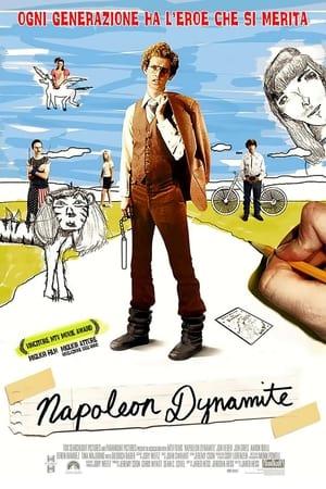 Napoleon Dynamite poster 1
