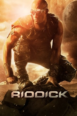 Riddick (Unrated Director's Cut) movie posters