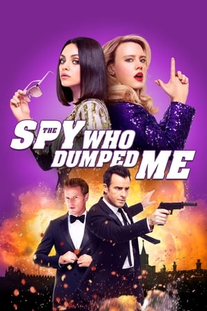The Spy Who Dumped Me posters