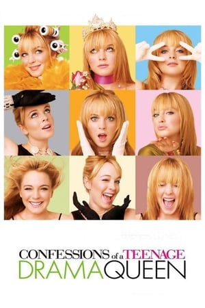 Confessions of a Teenage Drama Queen poster 1