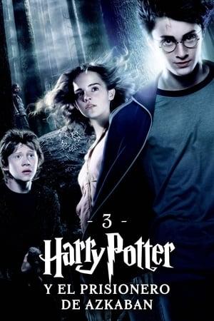 Harry Potter and the Prisoner of Azkaban poster 1