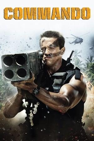 Commando (Director's Cut) poster 4