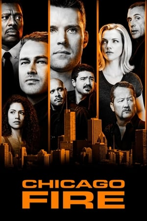 Chicago Fire, Season 9 poster 2