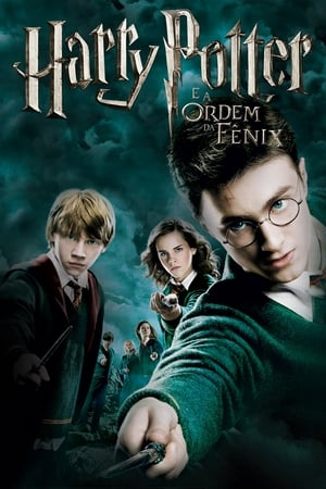 Harry Potter and the Order of the Phoenix movie posters
