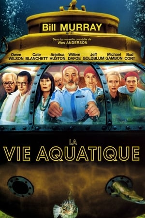 The Life Aquatic With Steve Zissou movie posters