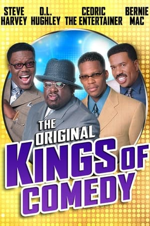 The Original Kings of Comedy poster 1