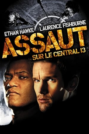 Assault On Precinct 13 (2005) poster 2