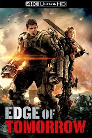 Live Die Repeat: Edge of Tomorrow poster 4
