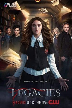 Legacies, Season 3 poster 2
