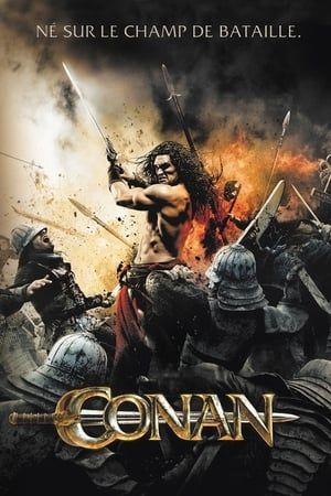 Conan the Barbarian poster 2
