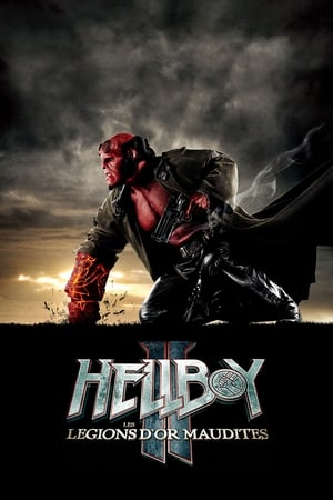 Hellboy II: The Golden Army movie posters